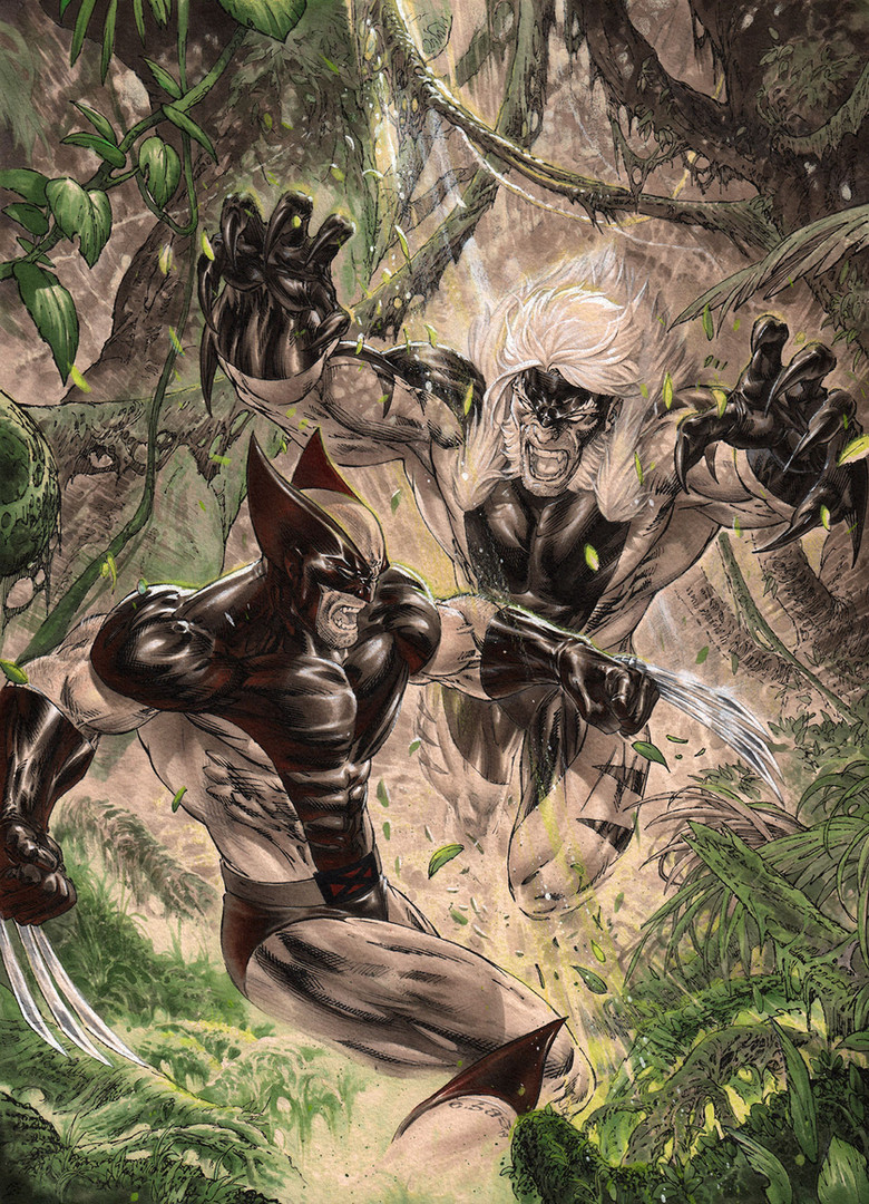 Wolverine Sabertooth