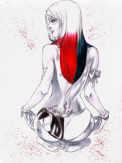 Harley Quinn Flawless