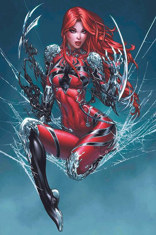 Blood Widow (11x17 print)