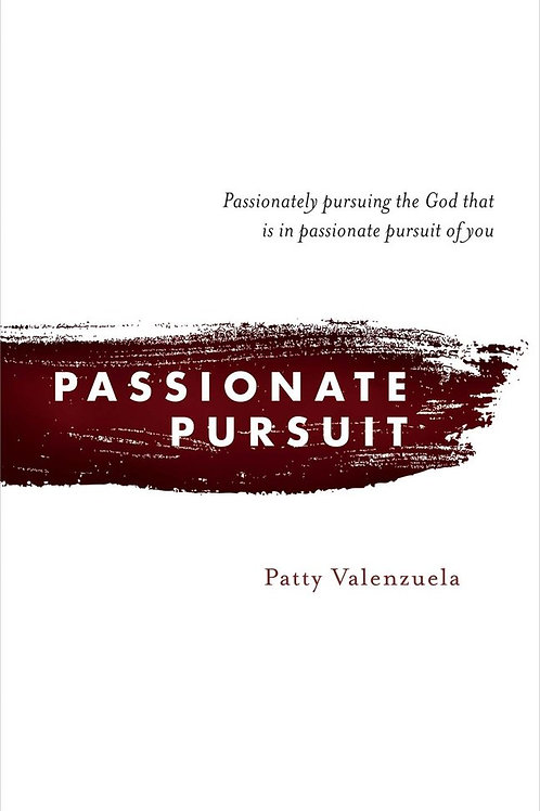 Passionate Pursuit e-Book