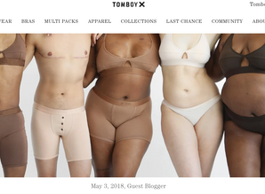 Youth Packer Giveaways, Trans as fashion and the Corporate         Colonization of Human Sex