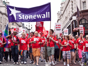 Big Banks Infiltrate Stonewall UK
