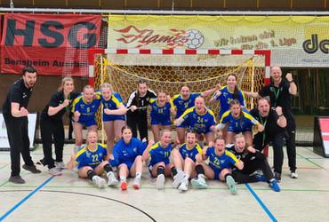 B-Jugend am Wochenende im Final Four um die Deutsche Meisterschaft