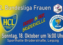 HC Leipzig vs. HC Rödertal – Vorbericht