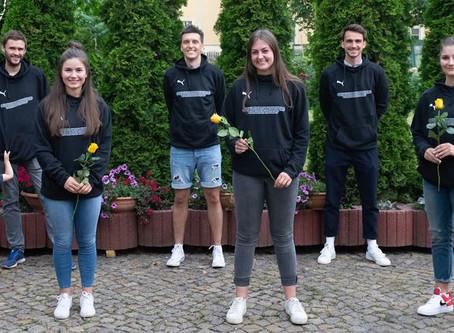 HC Leipzig feiert Saisonabschluss (Sportbuzzer)