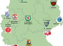 Start der 1. und 2. Handball-Bundesliga Frauen im September
