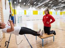 HC Leipzig: Ellbogen- und Fußgruß zum Trainingsauftakt (Sportbuzzer)
