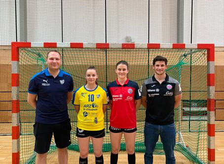 HCL bekommt Jugendnationalspielerin mit Zweitspielrecht vom Thüringer HC