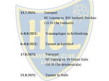 HC Leipzig – Start in die Saison 2021/2022