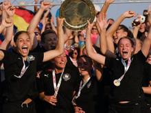 Deutschland ist Beachhandball-Europameister - U 19 EM