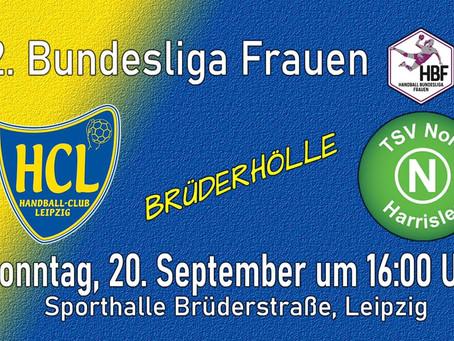 Vorbericht HC Leipzig vs. TSV Nord Harrislee  Es gibt noch Restkarten