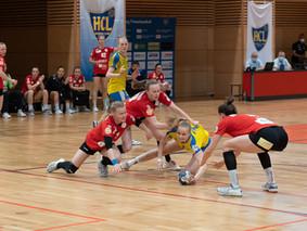 HC Leipzig vs. HSG Freiburg 29:23 (15:11)