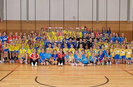 HC Leipzig eröffnet Bambini Gruppe