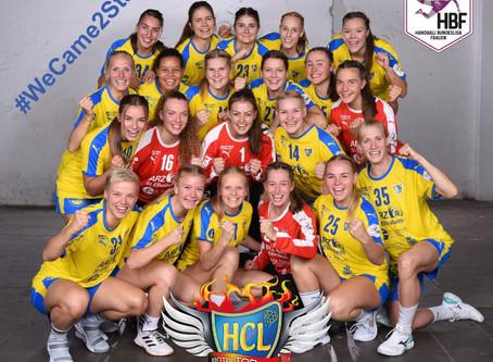 Abschlussfeier HC Leipzig 1. Mannschaft