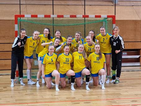 Weibliche Jugend B gewinnt Vorrunde des Mitteldeutschen Handball-Verbandes