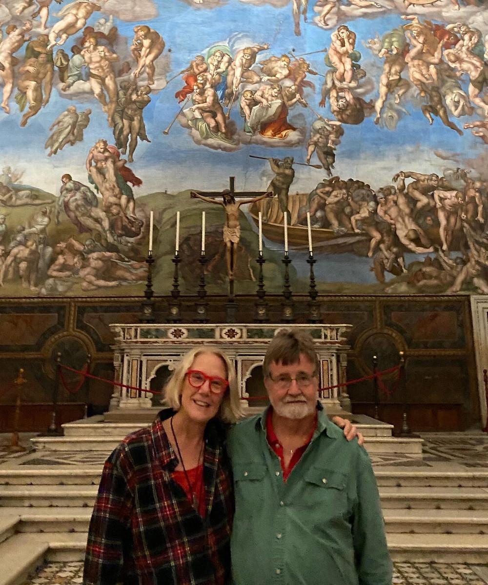 ROME IN THE TIME OF CORONAVIRUS