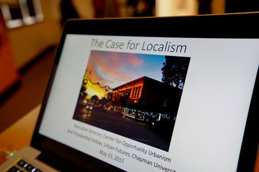 LOCALISM: A PANEL DISCUSSION WITH JOEL KOTKIN