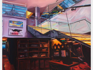 Exclusive: Paintings of Private Members Clubs