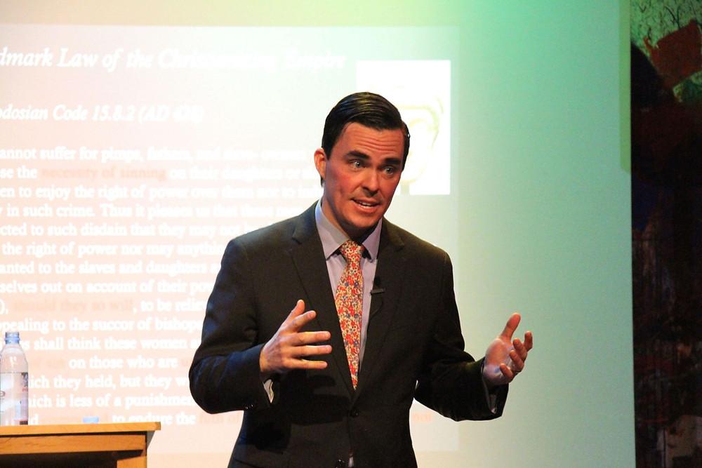 Dr. Kyle Harper: From Shame to Sin