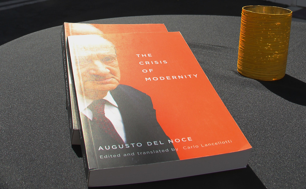 Augusto Del Noce: A Conversation with Aaron Kheriaty & Carlo Lancellotti