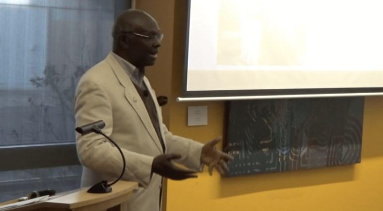 BEYOND JIHAD II – DR. LAMIN SANNEH SALON