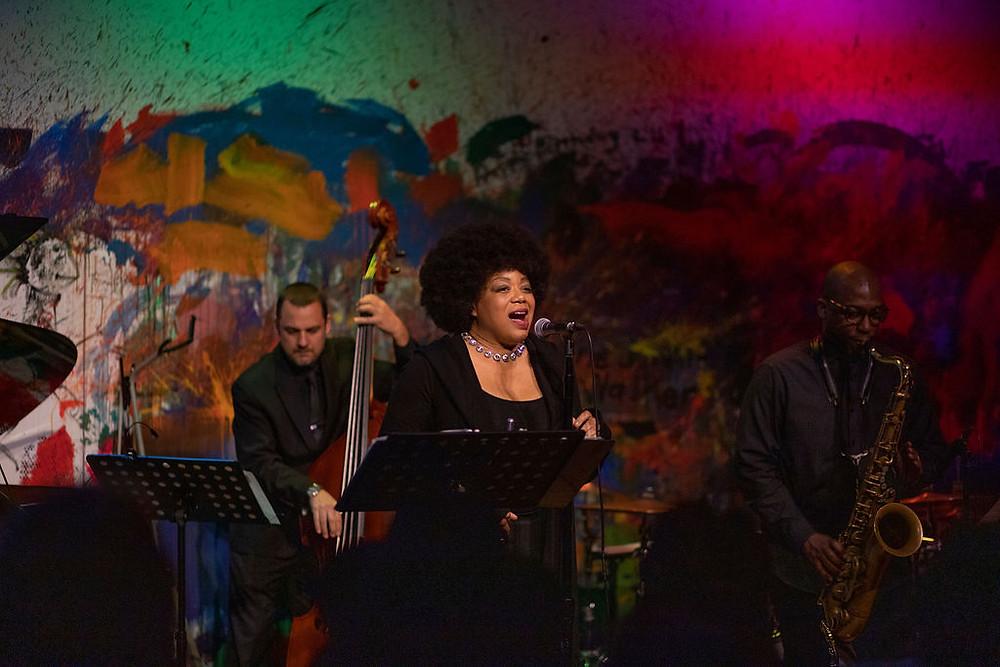 Ruth Naomi Floyd: Frederick Douglass Jazz Works