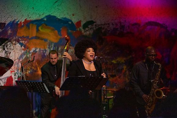 Frederick Douglass Jazz Works with Ruth Naomi Floyd