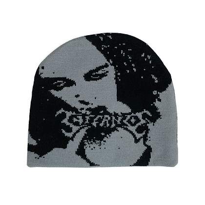 HYSTERIC KNITTED BEANIE
