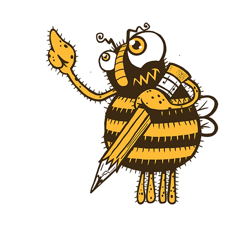 TBee-logo-bee-point-up.png