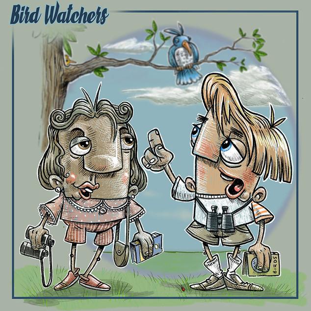 The Bird Watchers