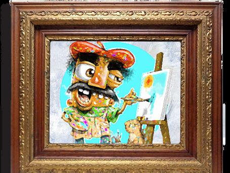 The Secret Magic of Art - Secret revealed!!