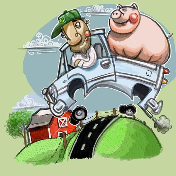 Pig Ride