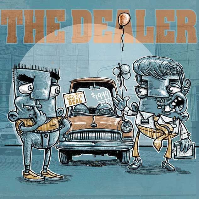 """The Dealer"""