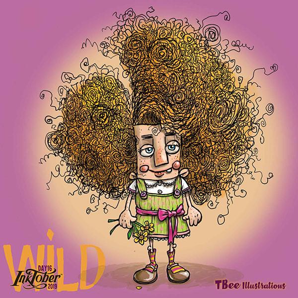 Wild Hair
