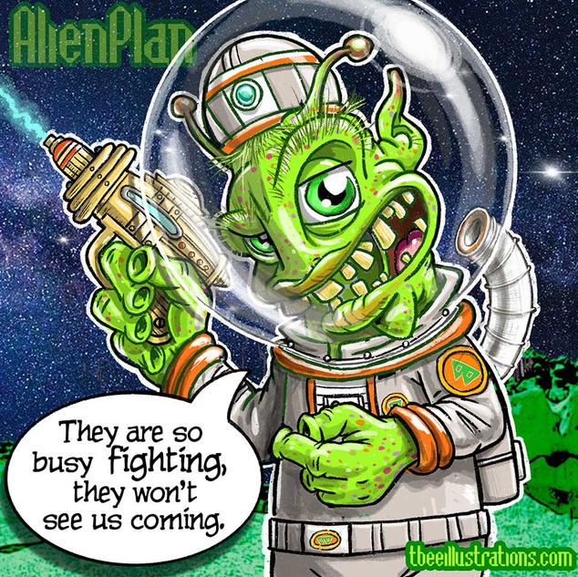 Alien Plan
