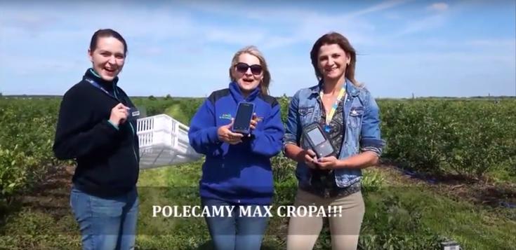 Video: MaxCrop at Borówka Wielkopolska