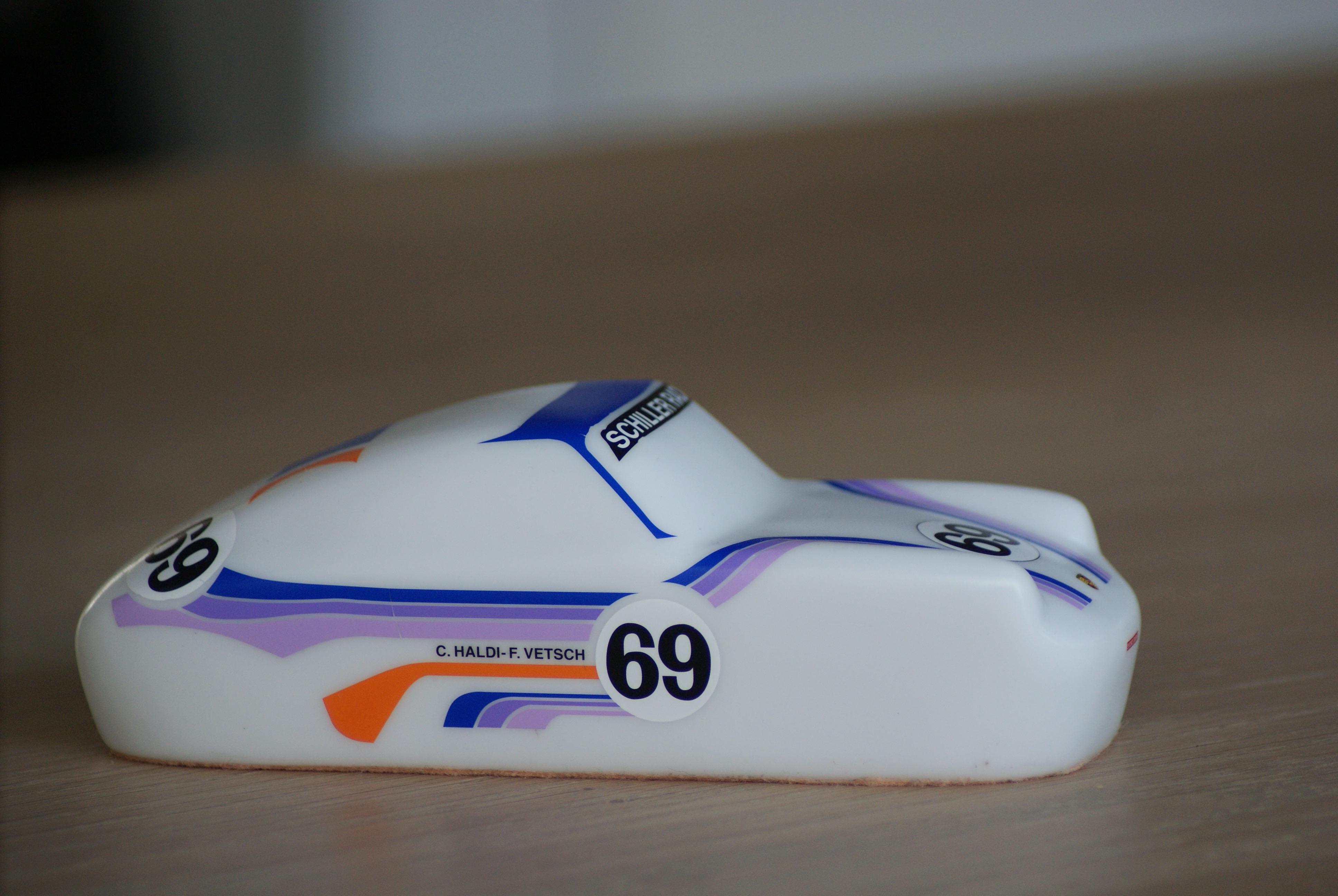 Porsche 934 HCC Le Mans1976