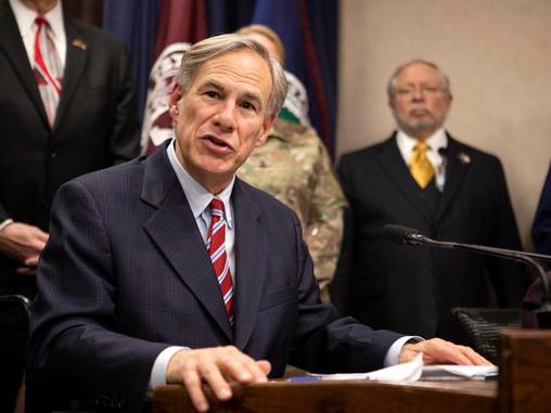 ¿Puede el gobernador de Texas arrestar indocumentados y construir un muro en la frontera?