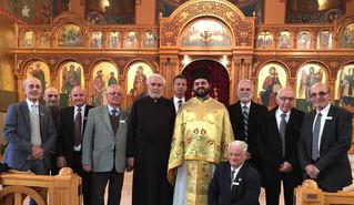 Farewell toReverend Father Dimitrios Papaikonomou