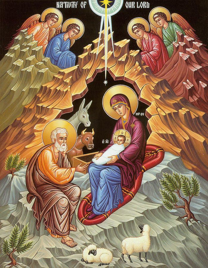 When Is Greek Orthodox Christmas.Christ Is Born Liverpool