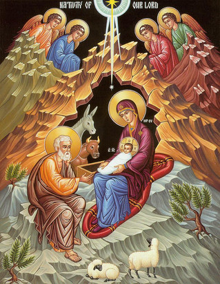 Christ is born!