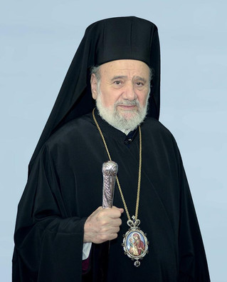 His Eminence passes away