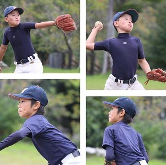 野球できることに感謝