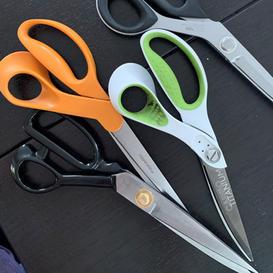 Fabric Shears Sharpening.._