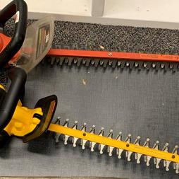 Electric Garden Tool Sharpening...