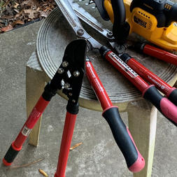 Loppers & Hedge Trimmers....