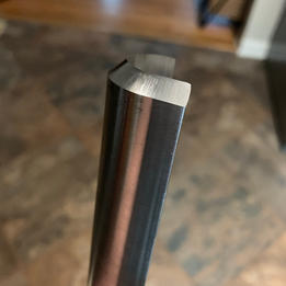 Once Gouges are Repaired the tools take less time to get Sharp!