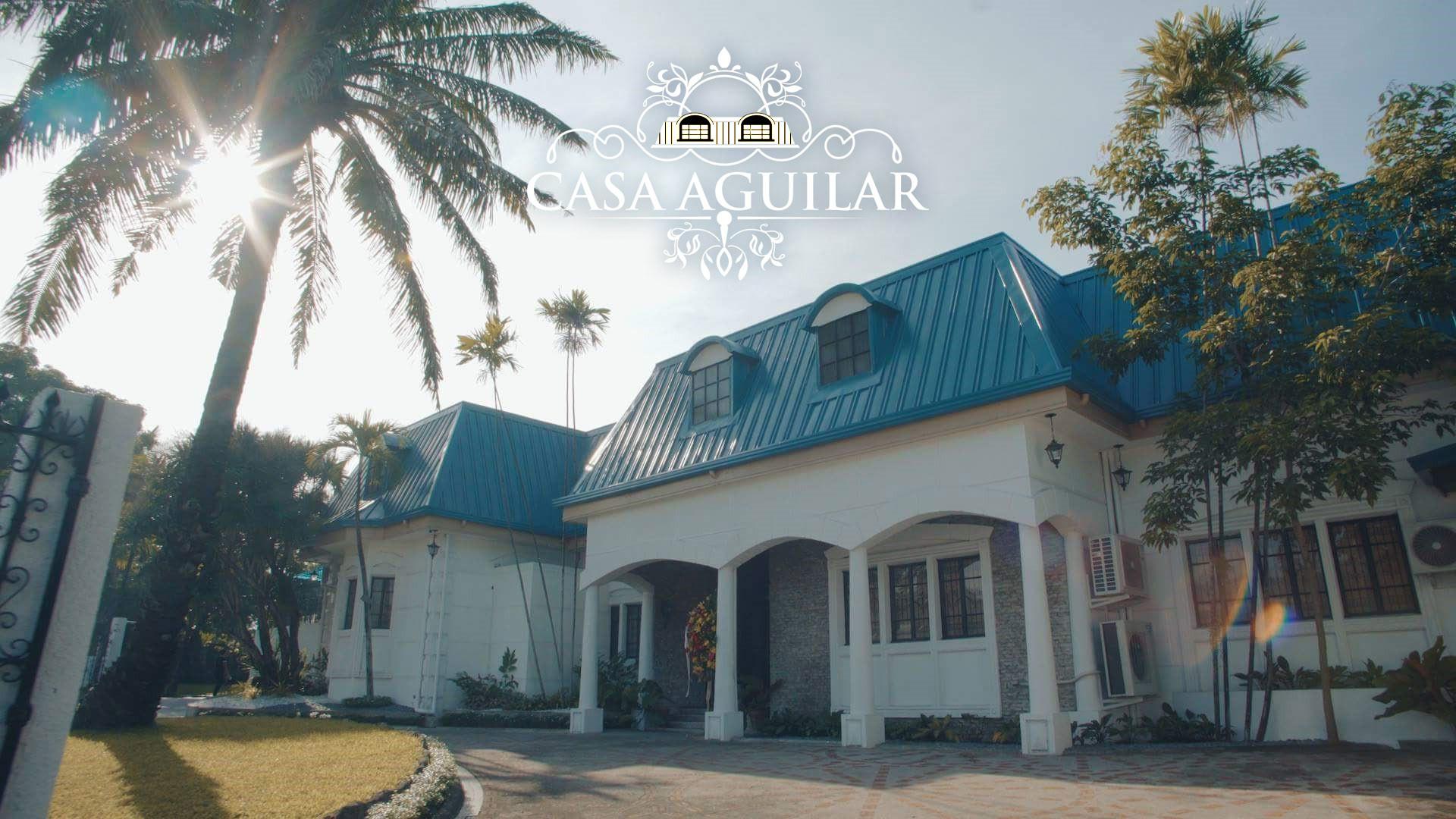 Events Venue Las Piñas City Philippines Casa Aguilar