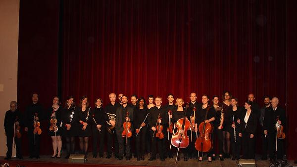 """L'orchestre des Palétuviens dit """"Palé-Orchestra"""" pour l'Oeuf à voiles"""