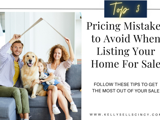 Top 3 Pricing Mistakes to Avoid When Listing Your Home For Sale
